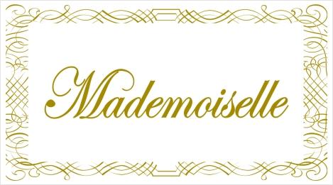 mademoisele logo